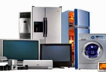 Electronic appliances and smart technology electronics